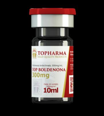 Top Boldenona - Topharma - 300mg (10ml)