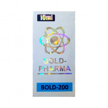 Boldenona - Gold Pharma - 200mg (10ml)