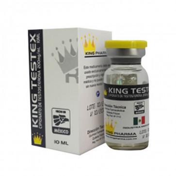 Deposteron - King Pharma - 10ml - 200mg - (Cipionato)