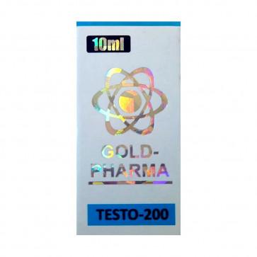 Deposteron - Gold Pharma - 10ml - 200mg - (Cipionato)