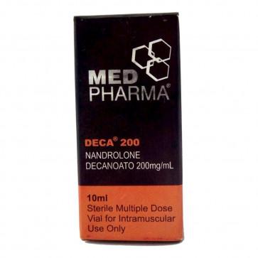 Deca - Nandrolona - Med Pharma - 200mg (10ml)