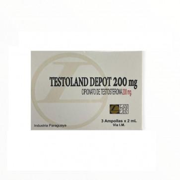 Deposteron - Landerlan - 6ml - 200mg - (Cipionato)