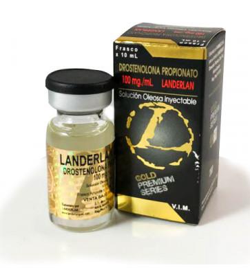 Masteron - Landerlan Gold - 100mg (10ml)