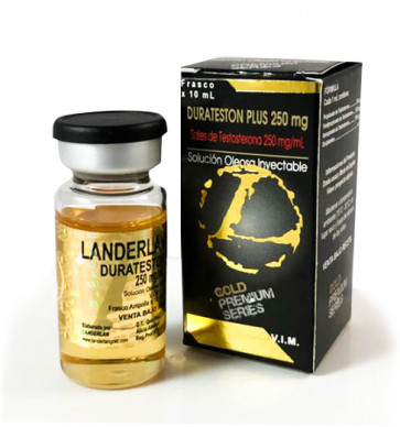 Durateston Plus - Landerlan Gold - Comprar - Durateston Preço - 10ml - 250mg