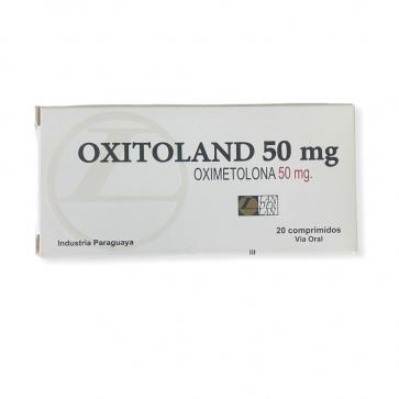 Oximetolona - hemogenin - Oxitoland - Landerlan - 50mg (20 Comp) - onde comprar c/ menor preço!