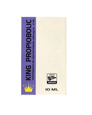 Propionato de Testosterona - Testogar - King Pharma - 200mg (10ml)