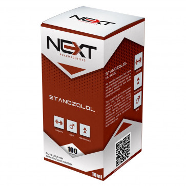 Stanozolol - Next - 100mg (10ml)