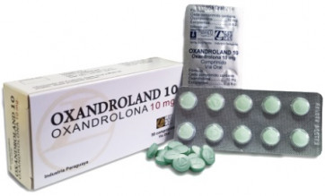 Oxandrolona - Landerlan - 10mg - (50caps)