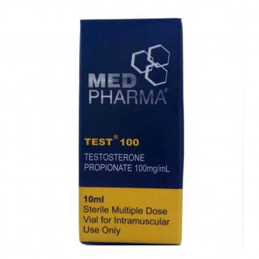 Propionato de Testosterona - Testogar - Med Pharma - 100mg (10ml)