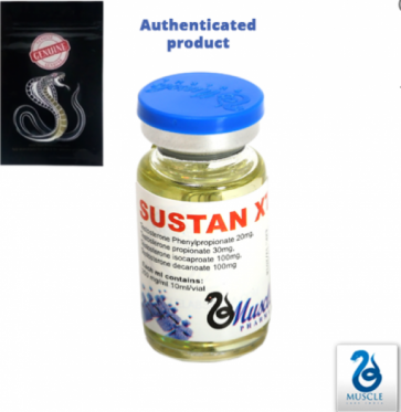 Sustan - Sustanon - Durateston Comprar - Muscle Pharma - Durateston Preço - 10ml - 250mg