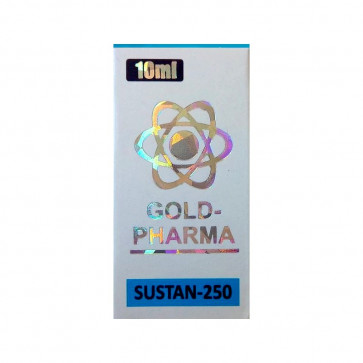 Sustan - Sustanon - Durateston Comprar - Gold Pharma - Durateston Preço - 10ml - 250mg