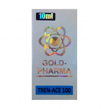 Acetato de Trembolona - Gold Pharma - 100mg (10ml)