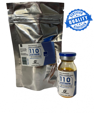 Acetato de Trembolona - Growth Company - 110mg (10ml)