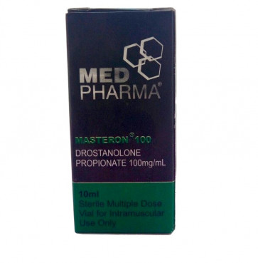 Masteron - Med Pharma - 100mg (10ml)