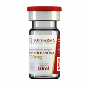 Top Boldenona - Topharma - 300mg (10ml)