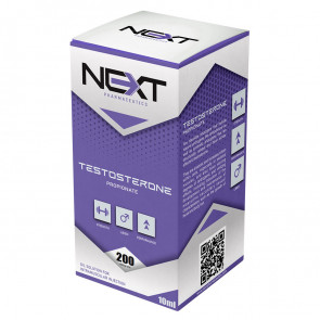 Propionato de Testosterona - Next - 200mg (10ml)