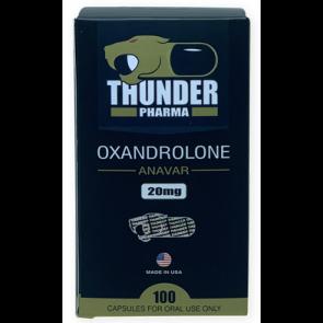 Oxandrolona - Thunder Pharma - Anavar - 20mg comprar