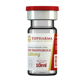 Top Propiobolic - Propionato de Testosterona - Topharma - 100mg (10ml)