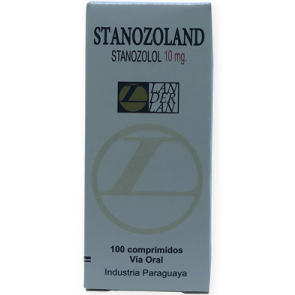 Stanozolol - Landerlan - 10mg