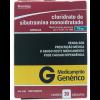 Cloridrato de Sibutramina / Sibutramina - Medley - 15mg - 2 unidades - (60Comp)