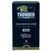 Oxandrolona - Thunder Pharma - Anavar - 20mg (100caps)
